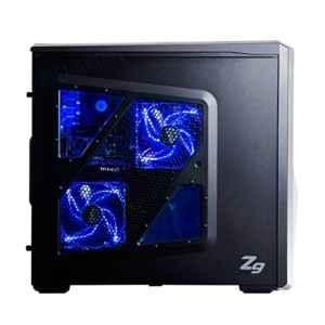 Günstiger Gaming PC mit schöner Beleuchtung