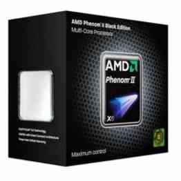 AMD Sockel AM3 Phenom II X6 1090T Box Prozessor (3200MHz, L2/L3-Cache)