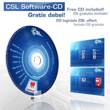Aufruest-PC 891 – Pentium G4560 – Multimedia DualCore! Intel Pentium G4560 2× 3500 MHz, 4096MB DDR4, Intel HD Graphics 610, CardReader, GigLAN, 7.1 Sound, USB 3.1 -