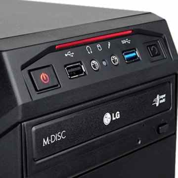 Megaport Gamer PC Intel Core i7-7700 4x 4.2 GHz Turbo • Nvidia GeForce GTX 1060 6GB • 16GB DDR4 • 1TB HDD • Windows 10 • WLAN • 450W Corsair gaming pc computer gaming computer rechner high end -